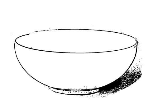 SALADIER | LA PORCELAINE ARMORIEE, pour une belle table digne d'un ...
